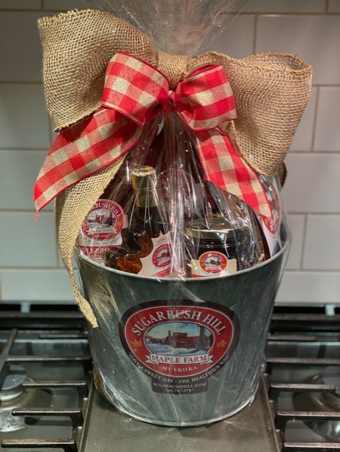 maple gift basket